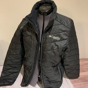 Columbia Packable down jacket
